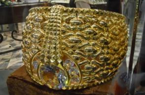 Աշխարհի ամենածանր ոսկե մատանին՝ 63 կգ