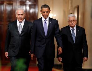 Обама призвал Израиль и Палестину снизить питающую насилие риторику