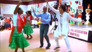 Կանադայի երիտասարդ վարչապետի պարը դարձել է համացանցի հիթ