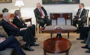 Է.Նալբանդյան. «Բաքուն ցանկանում է տապալել Հայաստանի և եռանախագահ երկրների ջանքերը»