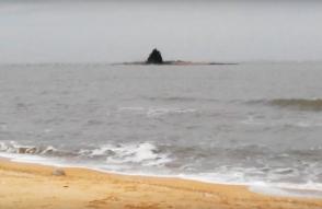 Ինչպես է Ազովի ծովում հրաբուխը ժայթքել