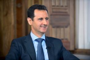 Ասադը հնարավոր է համարել իր հրաժարականն ահաբեկիչների նկատմամբ հաղթանակից 2 տարի անց միայն