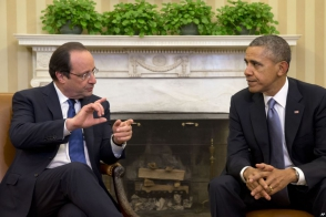 Օբաման և Օլանդը հեռախոսազրույց են ունեցել