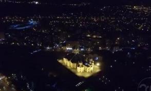 Ինչպիսին է Երևանը թռչնի թռիչքի բարձրությունից