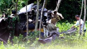Ինդոնեզիայում ավիաշոուի ժամանակ կործանիչն ընկել է բնակելի տների վրա. կան զոհեր (տեսանյութ)