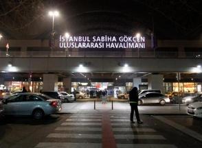 Պայթյուն Ստամբուլի օդանավակայանում (տեսանյութ)
