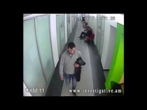 Դրամապանակի գողություն բժշկական կենտրոնում (տեսանյութ)