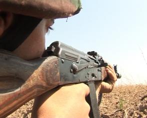 Հակառակորդը նաև ականանետից նռնականետից արձակել է ավել քան 500 կրակոց