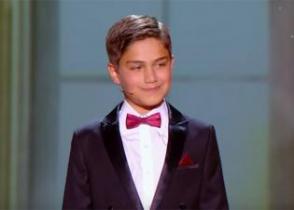 Հայազգի պատանին Ֆրանսիայում հաղթել է դասական երգիչների մրցույթում (տեսանյութ)
