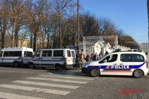 Ֆրանսիայի լիցեյից 2 հազ մարդ է տարհանվել ռումբի մասին տեղեկատվությունից հետո