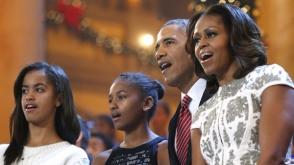 Օբամաները դժգոհ են Սպիտակ տան Wi–Fi–ից