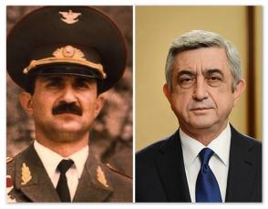 Սամվել Բաբայանի նամակը Սերժ Սարգսյանին (2013 թվական)