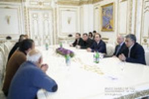 Жители Кахцрашена встретились с премьер-министром