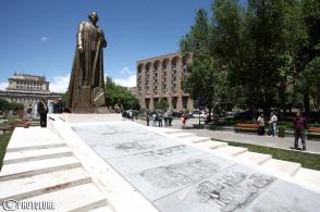 Այս անգամ էլ Նժդեհի արձանն է քվեարկելու