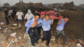 Число жертв урагана в Восточном Китае возросло до 98 человек