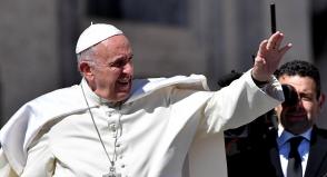Папа Римский Франциск начинает трехдневный визит в Армению