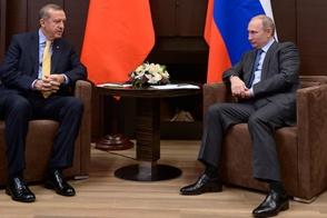 Путин и Эрдоган могут в августе встретиться в Сочи