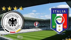 Германия и Италия сегодня встретятся в ¼ финала Евро-2016