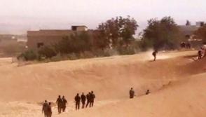 Թուրքական բանակը գնդակոծել է սիրիացի քրդերի դիրքերը (տեսանյութ)