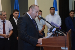 Андраник Теванян: «Участвуем в выборах Совета старейшин города под лозунгом «Консолидация во имя Гюмри»»