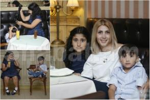 Շաբաթն Էլինար Վարդանյանի հետ (լուսանկարներ)