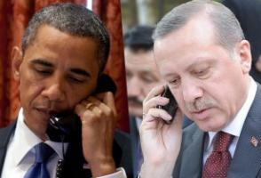 Օբաման ու Էրդողանը հեռախոսազրույց են ունեցել