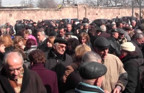 Նաիրիտցիները փակել էին գործարան տանող ճանապարհը (լրացված)