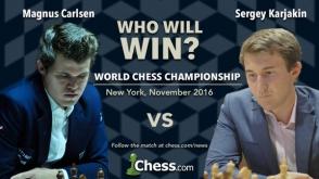 Карлсена и Карякина проверили на допинг после девятой партии