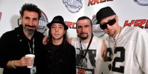 «System of a Down» станут хедлайнерами фестиваля «Park live» в Москве