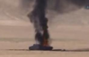 Թուրքական F-16 է կործանվել Դիարբեքիրում (տեսանյութ)