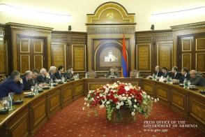Վարչապետը հանդիպել է Հայաստանի 10 խոշոր հարկ վճարող կազմակերպությունների ղեկավարներին