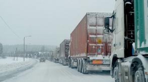 Ստեփանծմինդա-Լարս ավտոճանապարհին Ռուսաստանի հատվածում կուտակված է 515 բեռնատար