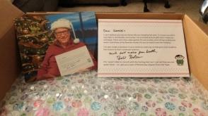 Բիլ Գեյթսը նվերներ է ուղարկել անծանոթ աղջկան Ամանորի կապակցությամբ (լուսանկարներ)