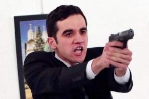 Հայտնվել է տեսանյութ, որում երևում է՝ ինչպես է թուրք ոստիկանը պատրաստվում սպանել դեսպանին (տեսանյութ)