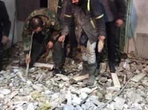 Դամասկոսում ահաբեկիչները պայթուցիկ սարքեր են ամրացրել 7 տ. աղջկա վրա