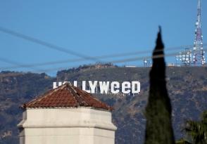 «Hollywood»–ը «Hollyweed» փոխածը նկարիչ է եղել