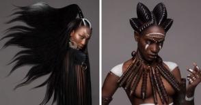 «Armour» հավաքածուի աֆրիկյան ոճի վարսահարդարումները՝ «British Hair Awards 2016» եզրափակչում (ֆոտոշարք)