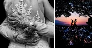 2016թ. ամենագեղեցիկ հարսանեկան լուսանկարները (ֆոտոշարք)