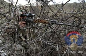 Այս գիշեր ադրբեջանական զինուժի կողմից հրադադարի առավել ինտենսիվ խախտումներ են արձանագրվել Մարտունու հատվածում