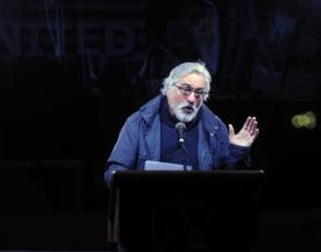 Թրամփի դեմ կազմակերպված հանրահավաքը գլխավորել է Ռոբերտ դե Նիրոն