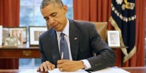Բարաք Օբաման հրաժեշտի նամակ է հղել ամերիկացիներին