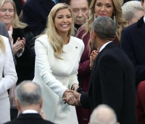 Բարաք Օբաման և Իվանկա Թրամփը հարևաններ են դառնալու (տեսանյութ)