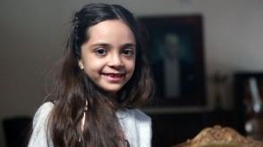 Հալեպցի 7–ամյա աղջիկը նամակ է գրել Թրամփին