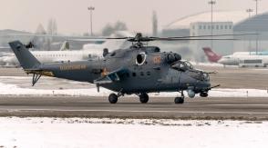 ВВС Казахстана получили 4 российских вертолета Ми-35М