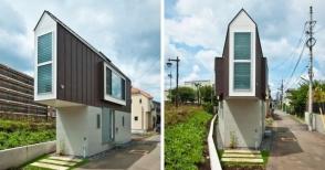 Ճապոնիայի այս տունը փոքրիկ է երևում միայն դրսից, իսկ ներսում ամեն ինչ այլ է (ֆոտոշարք)