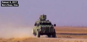 ԱՄՆ-ը զրահապատ մեքենաների երկրորդ խմբաքանակն է ուղարկել Սիրիայի քրդերին