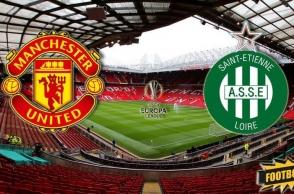 Лига Европы: «Манчестер Юнайдет» сыграет с «Сент-Этьеном»