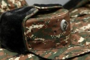 Ըստ նախնական տվյալների՝ պայմանագրային զինծառայողը մահացել է փամփուշտը փողում պայթելու պատճառով