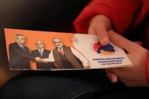 Альянс «Оганян-Раффи-Осканян» в Армавирском марзе (видео)