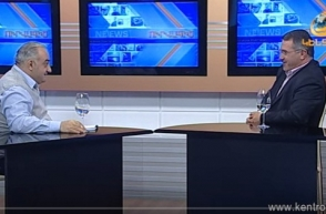 Армен Мартиросян – гость программы «Урвагиц»